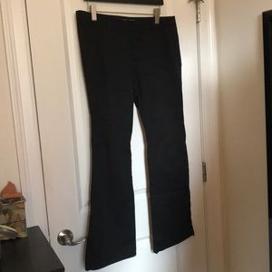 Old Navy Black Dress Trousers